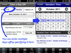 How to Add Multiple Days at Once
